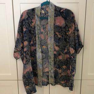 Wilfred - silk kimono